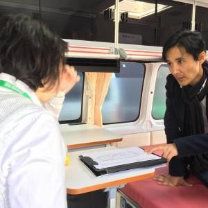齋藤先生 ドクターカー