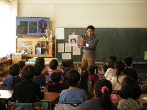 小学校授業